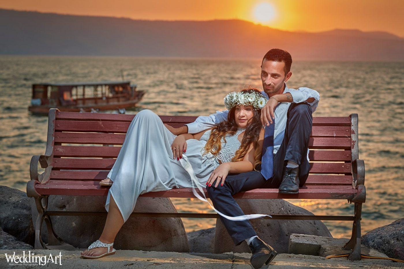 חבילת צילום חתונה במחירים מפתיעים - Wedding Art