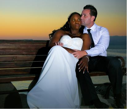 עבודת אומנות של צלמי חתונות מומלצים