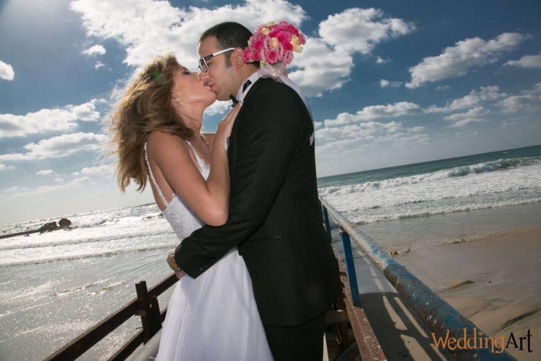 צלם חתונות מומלץ בצפון הארץ - Wedding Art