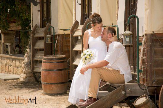 עבודה של צלם חתונות בצפון