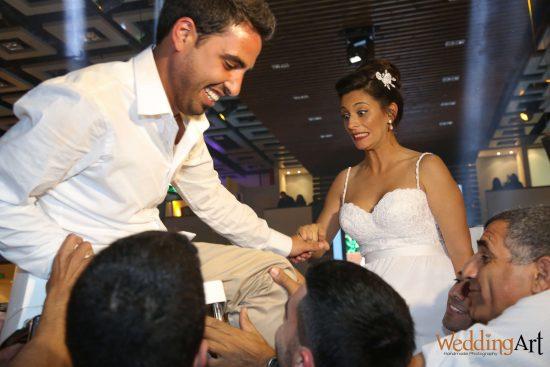 צלם חתונות במרכז - צילום בחתונה
