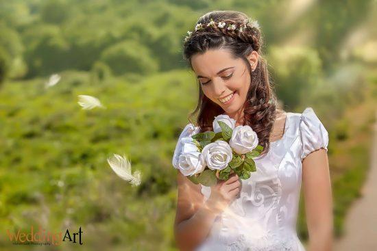 עבודת אומנות של צלם חתונות