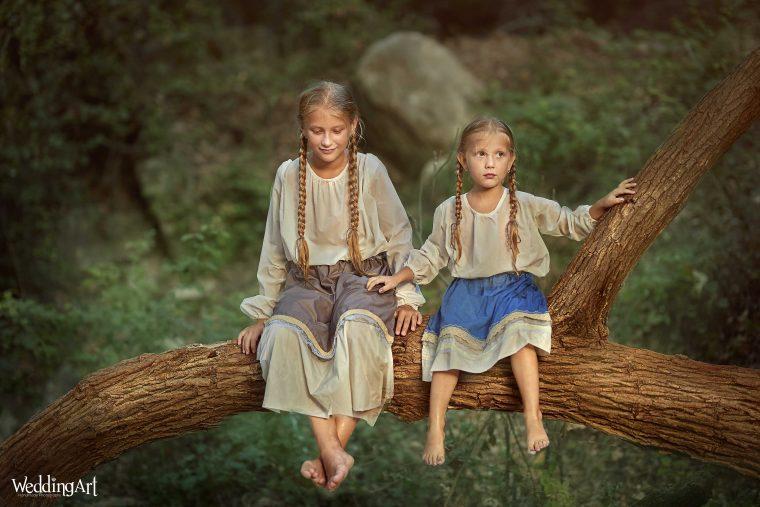 צילומי ילדים ומשפחה בטבע - תיעוד רגעים שלא תשכחו